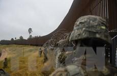 Mỹ đưa thêm binh sỹ tới biên giới với Mexico để chặn người di cư