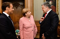 Nga được hoan nghênh tham gia vào tiến trình hòa bình cho Donbass