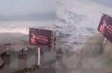 Indonesia cảnh báo sóng thần sau trận động đất 7 độ ở đảo Sulawesi