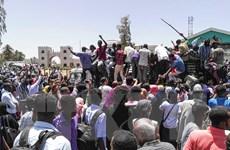 Sudan: Đảng Quốc Đại của Tổng thống bị lật đổ được phép tranh cử