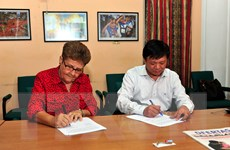 Lan tỏa các ấn phẩm của Thông tấn xã Việt Nam tại Cuba