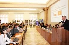 Thúc đẩy tiềm năng hợp tác kinh tế giữa Cộng hòa Séc và Việt Nam