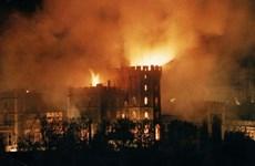 Điểm lại những vụ hỏa hoạn thiêu rụi các di sản văn hóa thế giới