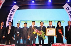 Hội người Việt Nam tại CH Séc hướng tới kỷ niệm 20 năm thành lập