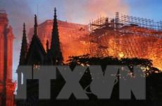 YouTube xin lỗi về nhầm lẫn vụ cháy nhà thờ Đức Bà với khủng bố 11/9