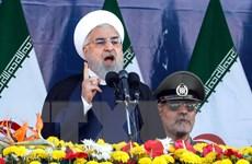 Tổng thống Rouhani: Các lực lượng vũ trang Iran không phải mối đe dọa