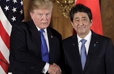 Quan chức Mỹ và Nhật Bản tiến hành đối thoại theo thể thức '2+2'