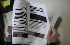 Tổng thống Mỹ Trump bác bỏ báo cáo điều tra của Công tố viên Mueller