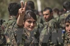 Tổng thống Pháp khẳng định hỗ trợ lực lượng người Kurd tại Syria