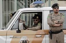 Những kẻ khủng bố tấn công tòa nhà của Bộ Nội vụ Saudia Arabia