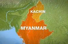 Lở đất chôn vùi hàng chục nạn nhân tại Myanmar và Nam Phi