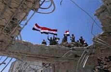 Quân đội Syria tìm thấy vũ khí của Mỹ và Israel do phiến quân bỏ lại