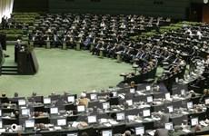 Quốc hội Iran thông qua dự luật đáp trả 'hành động khủng bố' của Mỹ
