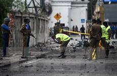 Tổ chức IS nhận là thủ phạm tiến hành loạt vụ nổ ở Sri Lanka