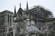 [Video] Pháp thiết kế 'một chiếc ô' khổng lồ cho Nhà thờ Đức Bà Paris