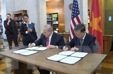 Thúc đẩy hợp tác giữa Bộ Công an Việt Nam và Bộ Nội vụ Hoa Kỳ