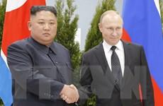 Tổng thống Nga hoan nghênh bình thường hóa quan hệ Triều Tiên-Mỹ