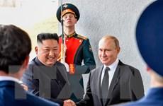Nga-Triều hy vọng thúc đẩy giải quyết tình hình bán đảo Triều Tiên