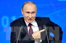 Tổng thống Nga Putin khẳng định các quyền của cư dân ở Donbass