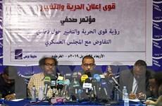 Sudan: Hội đồng Quân sự chuyển tiếp đề nghị gặp các thủ lĩnh biểu tình