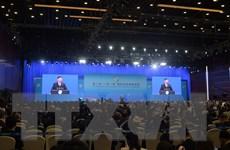 Khai mạc Diễn đàn hợp tác quốc tế 'Vành đai và Con đường'