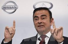 Phiên tòa xét xử cựu Chủ tịch Nissan bị hoãn tới năm 2020