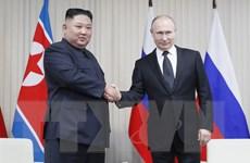 Tổng thống Putin thông báo về kết quả cuộc gặp thượng đỉnh Nga-Triều