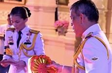 Bà Suthida Vajiralongkorn na Ayudhya được phong làm Hoàng hậu Thái Lan
