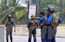 'Khả năng người nước ngoài chủ mưu loạt vụ đánh bom tại Sri Lanka'