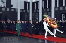 [Video] Lễ viếng nguyên Chủ tịch nước, Đại tướng Lê Đức Anh