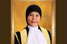 Malaysia lần đầu tiên bổ nhiệm một nữ Chánh án Tòa án Liên bang