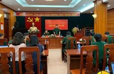 Giao lưu nghệ thuật kỷ niệm 60 năm ngày mở đường Hồ Chí Minh