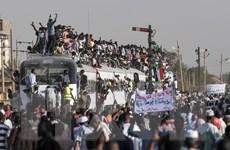 Bạo lực bùng phát sau cuộc biểu tình ở khu vực Tây Nam Sudan