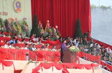 Kỷ niệm 110 năm lập tỉnh Điện Biên, 65 năm chiến thắng Điện Biên Phủ