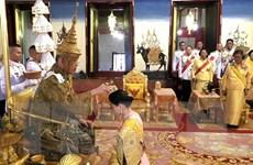 [Video] Lễ rước kiệu tân vương Thái Lan Maha Vajiralongkorn