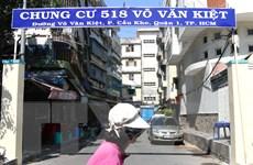 TP Hồ Chí Minh sẽ xây dựng 20.000 căn nhà tái định cư tại chỗ