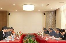 Việt-Lào hợp tác tuyên truyền, đấu tranh phản bác thông tin sai trái