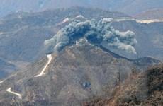 """LHQ cho phép mở thêm hai """"con đường đi bộ hòa bình"""" trong DMZ"""