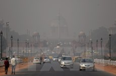 Ấn Độ chi hơn 7 tỷ USD để làm sạch không khí tại thủ đô New Delhi