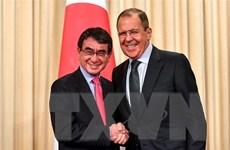 Nhật Bản hy vọng sớm cùng Nga hoàn tất đàm phán hiệp ước hòa bình