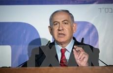 Thủ tướng Israel đề nghị gia hạn thời gian thành lập chính phủ mới