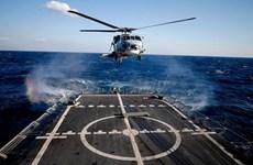 Thổ Nhĩ Kỳ tập trận hải quân giữa lúc căng thẳng với CH Cyprus