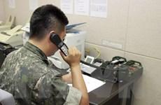 Đường dây nóng liên lạc quân sự liên Triều vẫn được duy trì