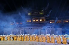 Truyền thông quốc tế đưa tin đậm nét về Đại lễ Phật đản Vesak 2019