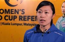 Nữ giới viết nên trang sử mới trong công tác trọng tài bóng đá châu Á