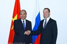 Quan hệ đối tác chiến lược toàn diện Việt Nam-LB Nga đi vào thực chất