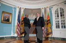 Sri Lanka-Mỹ cam kết đẩy mạnh quan hệ đối tác vì lợi ích chung