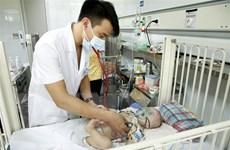 Hà Nội: Bệnh nhi 4 tuổi nhập viện cấp cứu do viêm não Nhật Bản