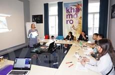 Khóa học giúp người Việt hội nhập tốt hơn vào xã hội CH Séc