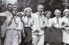 Nga: Hoạt động kỷ niệm ngày sinh của Bác Hồ tại thành phố Vladivostok